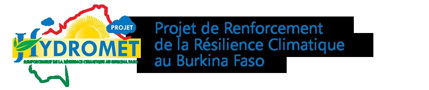 Projet Hydromet – Renforcement de la résilience climatique au Burkina Faso